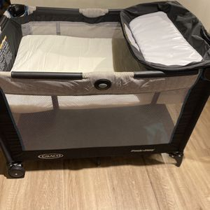 Pack N Play - Graco - With Memory Foam Mattress Topper for Sale in Rockville, MD