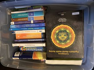 Nursing Text Books for Sale in Darnestown, MD