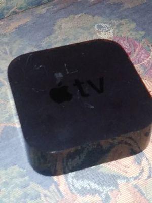 Apple tv box for Sale in Jacksonville, FL