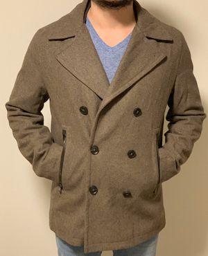 Michael Kors brown dress jacket coat formal. Mens man medium m for Sale in Edgewood, WA