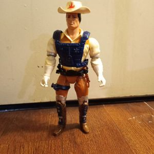 """1986 Filmation Marshall Bravestarr Laser Fire Toy Action Figure. Vintage 8"""" for Sale in Boston, MA"""