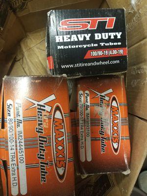 Dirt bike tubes for Sale in Elizabeth, PA