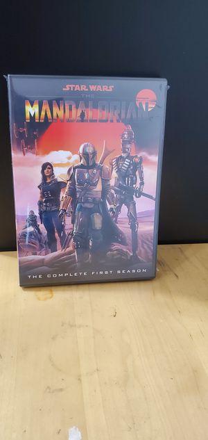 The Mandalorian DVD Season 1 (Episodes 8) English Audio & subtitles for Sale in Miami, FL