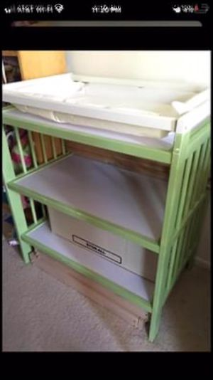 IKEA changing table for Sale in Alexandria, VA