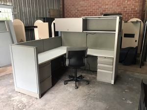 Office Furniture Cubicles for Sale in Houston, TX