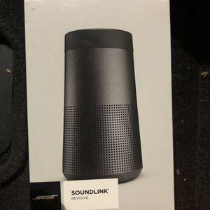 Bose Soundlink Revolve for Sale in Detroit, MI