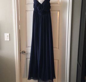 Alfred Angelo Navy Dress for Sale in Houston, TX