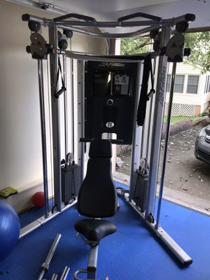 4 piece Professional GYM LIFE FITNESS for Sale in Knoxville, TN