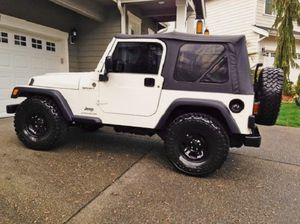 Security system Jeep Wrangler 2005 low PRICE 1200$ for Sale in Buffalo, NY