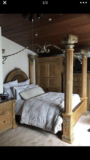 Bedroom set for Sale in Lackawanna, NY