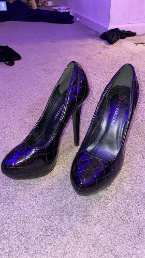 Size 7 Black Heels for Sale in Fayetteville, NC