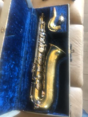 Tenor saxophone for Sale in Denver, CO