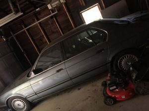 1989 BMW 735iL Sat 5 Years Clean Fully Loaded for Sale in Cleveland, OH