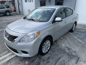 2012 NISSAN VERSA for Sale in Pompano Beach, FL