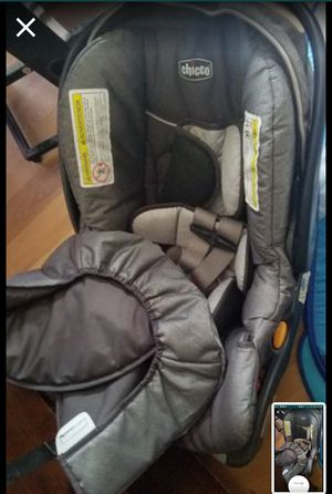 Carseat and stroller for Sale in Dallas, TX