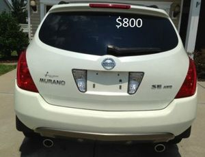 Crazy*Clean*Beautiful*2OO3 Nissan Murano for Sale in Manchester, NH