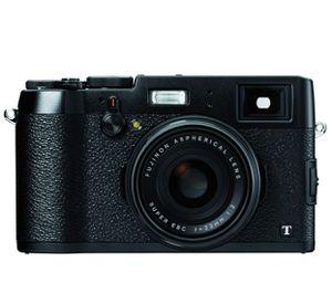Fujifilm X100T 16 MP Digital Camera (Black) for Sale in Costa Mesa, CA
