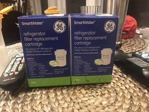 2 Original SmartWater GE filter replacement cartridges for Sale in Richmond, VA