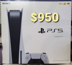 Sony Playstation 5 for Sale in Alta Loma, CA