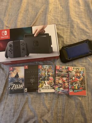 Nintendo switch lot for Sale in Mesa, AZ
