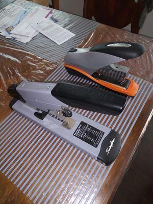 Swingline heavy duty staplers for Sale in Whittier, CA