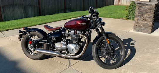 Triumph Bobber 2018 for Sale in Auburn,  WA