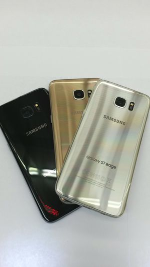 Samsung Galaxy S7 Edge for Sale in Irving, TX