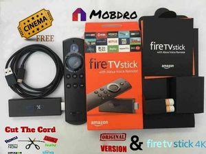 Amazon fire tv stick. Unlocked for Sale in Tumwater, WA