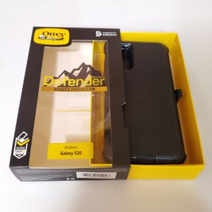 Samsung Galaxy S20 Otterbox Defender Series Case with belt clip holster for Sale in Canyon Country, CA