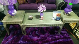 3 pc antique tables set for Sale in Cleveland, OH