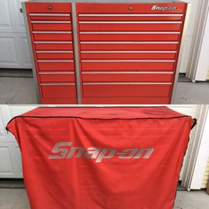 Snap-On 70th Anniversary Edition Rolling Tool Box with Keys & Cover Herramienta for Sale in Fremont, CA