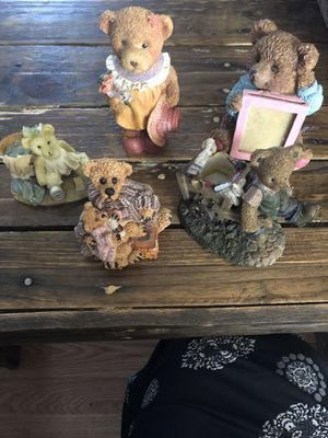 Teddy collectibles for Sale in Navarre, FL