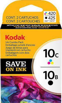 BRAND NEW! Genuine Kodak 10c 10b 420 and 425 Printer Ink Cartridge 2 Pack for Sale in Cooper City,  FL