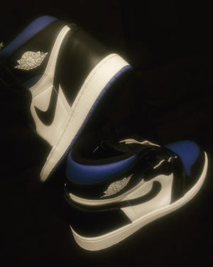 "Jordan 1 Retro ""Royal"" Toe Sz. 4.5Y - 12 Mens for Sale in Atlanta, GA"