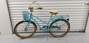 "Huffy Nel Lusso 24"" Cruiser Bike - Mint Green for Sale in Oakland Park, FL"