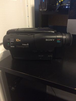 Sony handycam video 8 for Sale in Chicago, IL