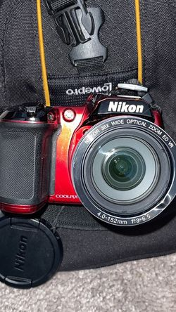 Nikon Coolpix L840 With Carrying Case( Available To Exchange For Something Of Similar Value ) for Sale in Clearwater,  FL