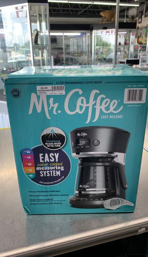 Mr coffee maker for Sale in Mesquite, TX