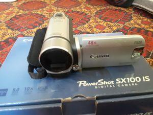 Canon Video and photo Camera for Sale in Sacramento, CA