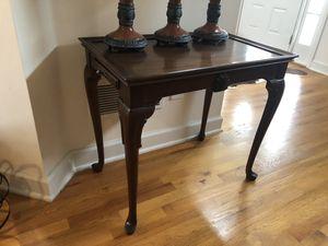 Antique table/server for Sale in Smyrna, GA