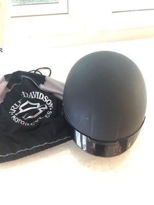 Harley Davidson bike helmet size L for Sale in Springfield, VA