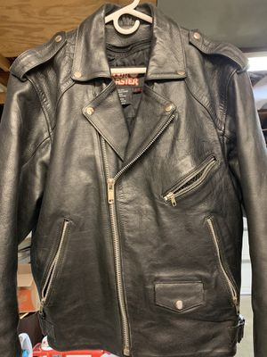 Leather Tour master motorcycle jacket - Large for Sale in Chino Hills, CA