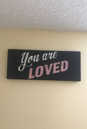 You are loved !!! for Sale in Nashville, TN