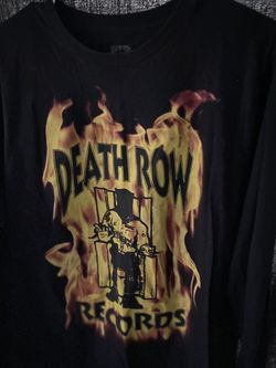 Flaming Death Row Tee for Sale in Los Angeles,  CA