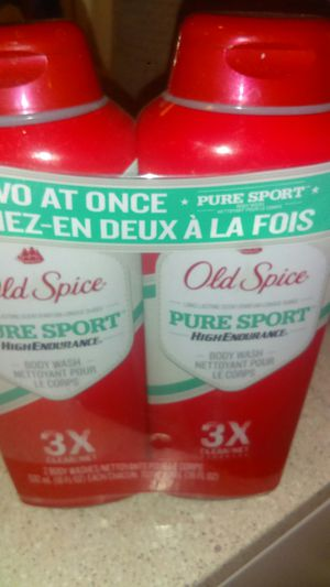 Old spice body wash for Sale in Phoenix, AZ