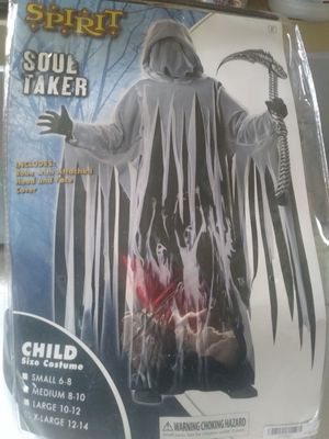 Halloween Costume Soul Taker for Sale in West Jordan, UT