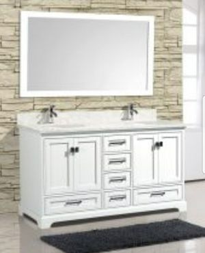 NEW Gorgeous bathroom vanity for Sale in Fort Myers, FL