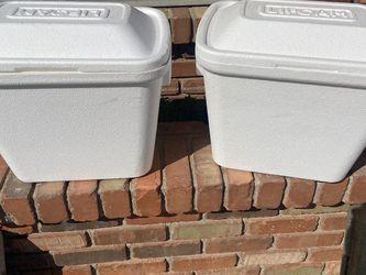 2 Styrofoam Coolers for Sale in Glendale,  AZ