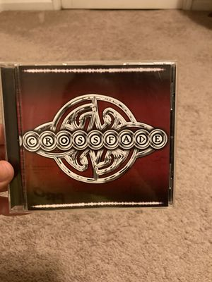 Crossfade CD for Sale in Wake Forest, NC