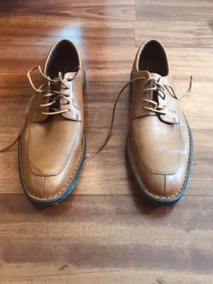 Rockport Mens Leather brown Dress Shoes for Sale in Kendall, FL